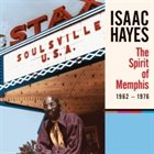 ISAAC HAYES The Spirit of Memphis 1962-1976 album cover