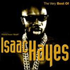ISAAC HAYES The Very Best Of album cover