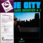 ISAO SUZUKI Blue City album cover