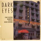 ISAO SUZUKI Dark Eyes album cover