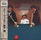 ISAO SUZUKI Three Cushion album cover