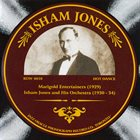 ISHAM JONES 1929-1934 album cover
