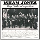 ISHAM JONES Plays His Own Compositions album cover