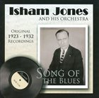 ISHAM JONES Song of the Blues 1923-1932 album cover