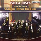 ISHAM JONES Swingin' Down the Lane album cover