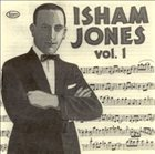 ISHAM JONES Vol. 1 album cover