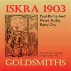 ISKRA 1903 Goldsmiths album cover