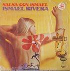 ISMAEL RIVERA Salsa Con Ismael album cover