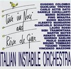 ITALIAN INSTABILE ORCHESTRA Live In Noci And Rive De Gier album cover
