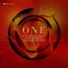 IVO PERELMAN Ivo Perelman - Joe Morris - Balázs Pándi : One album cover