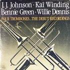 J J JOHNSON The Debut Recordings album cover