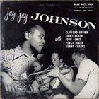 J J JOHNSON Jay Jay Johnson (aka The Eminent Jay Jay Johnson, Volume 1) album cover