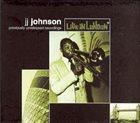 J J JOHNSON Live in London album cover
