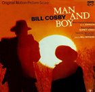 J J JOHNSON Man and Boy album cover