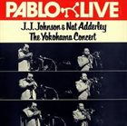 J J JOHNSON The Yokohama Concert album cover