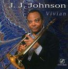 J J JOHNSON Vivian album cover