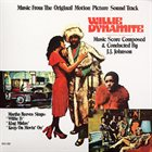 J J JOHNSON Willie Dynamite album cover