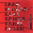 JAAK SOOÄÄR no99 jazzklubis album cover