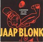 JAAP BLONK Liederen Uit De Hemel album cover