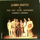 JABBO SMITH European Concerts album cover