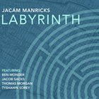 JACÁM MANRIKS Labyrinth album cover