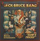 JACK BRUCE How's Tricks album cover