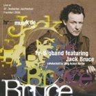 JACK BRUCE hr-Bigband Featuring Jack Bruce album cover