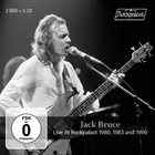 JACK BRUCE Live At Rockpalast 1980 1983 & 1990 album cover
