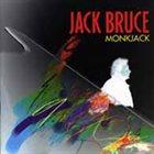 JACK BRUCE Monkjack album cover
