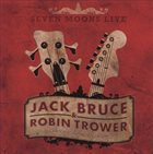 JACK BRUCE Seven Moons Live album cover