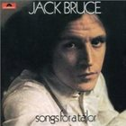 JACK BRUCE Songs for a Tailor album cover
