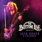 JACK BRUCE The Bottom Line Archive album cover