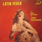 JACK COSTANZO Latin Fever album cover