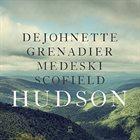 JACK DEJOHNETTE Hudson album cover
