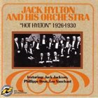 JACK HYLTON Hot Hylton 1926 - 1930 album cover