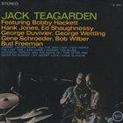 JACK TEAGARDEN Jack Teagarden album cover