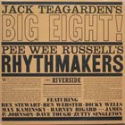 JACK TEAGARDEN Jack Teagarden's Big Eight / Pee Wee Russell's Rhythmakers (aka La Storia Del Jazz) album cover
