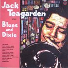 JACK TEAGARDEN Plays Blues And Dixie album cover