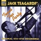 JACK TEAGARDEN Texas Tea Party 1933-1950 Original Recordings album cover