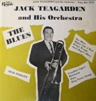 JACK TEAGARDEN The Blues album cover