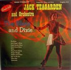 JACK TEAGARDEN The Blues And Dixie album cover