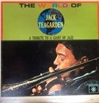 JACK TEAGARDEN The World Of Jack Teagarden album cover