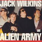 JACK WILKINS (GUITAR) Alien Army album cover