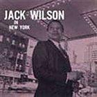 JACK WILSON In New York album cover