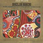 JACK WILSON Plays Brazilian Mancini album cover