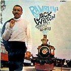 JACK WILSON Ramblin' album cover