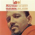 JACK WILSON The Jack Wilson Quartet album cover