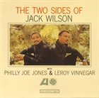 JACK WILSON The Two Sides Of Jack Wilson album cover