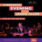 JACKIE ALLEN A Romantic Evening with Jackie Allen album cover