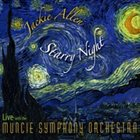 JACKIE ALLEN Starry Night album cover